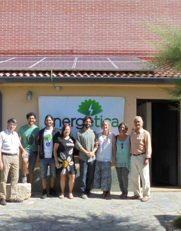 Belén acoge el nacimiento de la primera Comunidad Solar de EnergÉtica